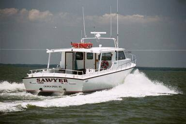 Our Current Vessel, The Sawyer